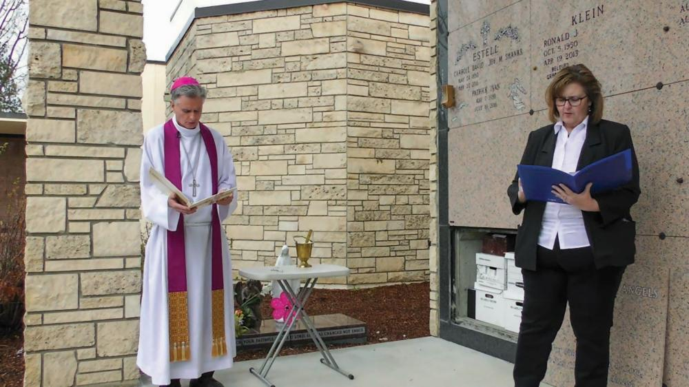 Holy Cross Continues its Mission of Mercy